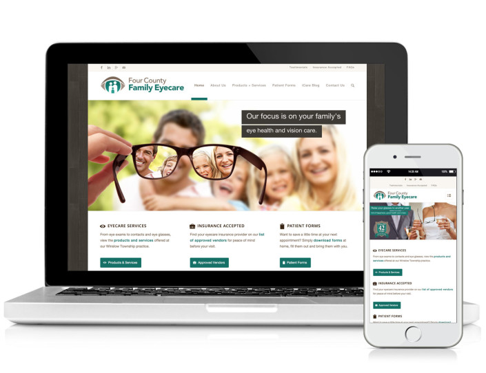 Small Business Wordpress Web Design