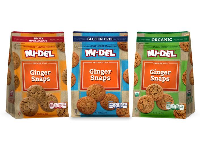 MI-DEL Cookies Rebrand