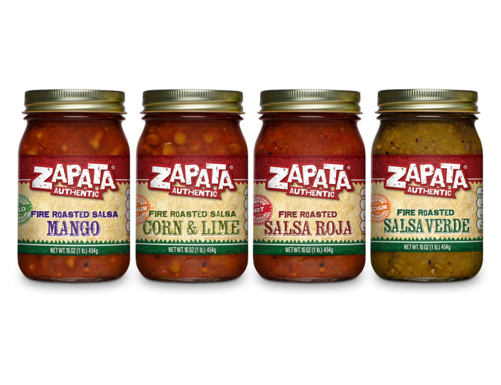 Zapata Package Design