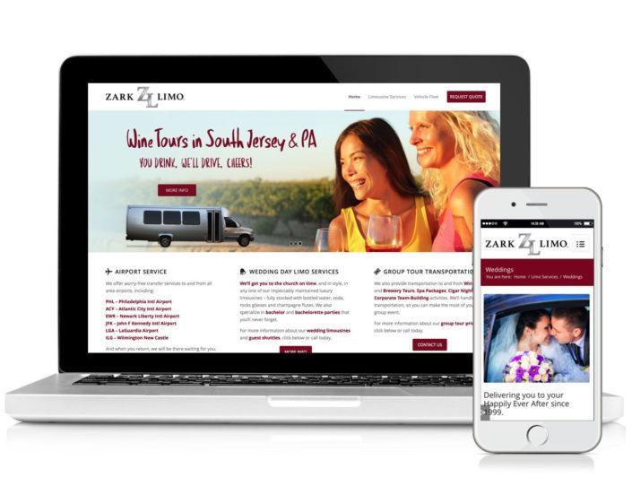 WordPress Web Design New Jersey